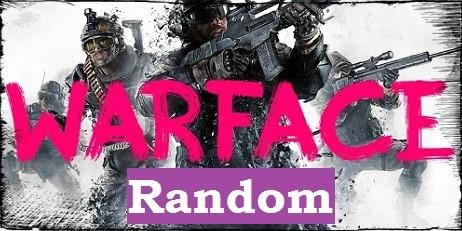 WARFACE - SUPER RANDOM (от 11 до 80 ранга) Чарли