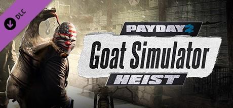 Купить PAYDAY 2: The Goat Simulator Heist (Gift/ RU+CIS)