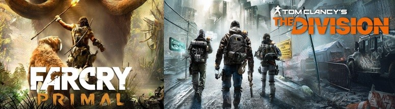 Far Cry Primal+Tom Clancy's The Division [Uplay] АКЦИЯ