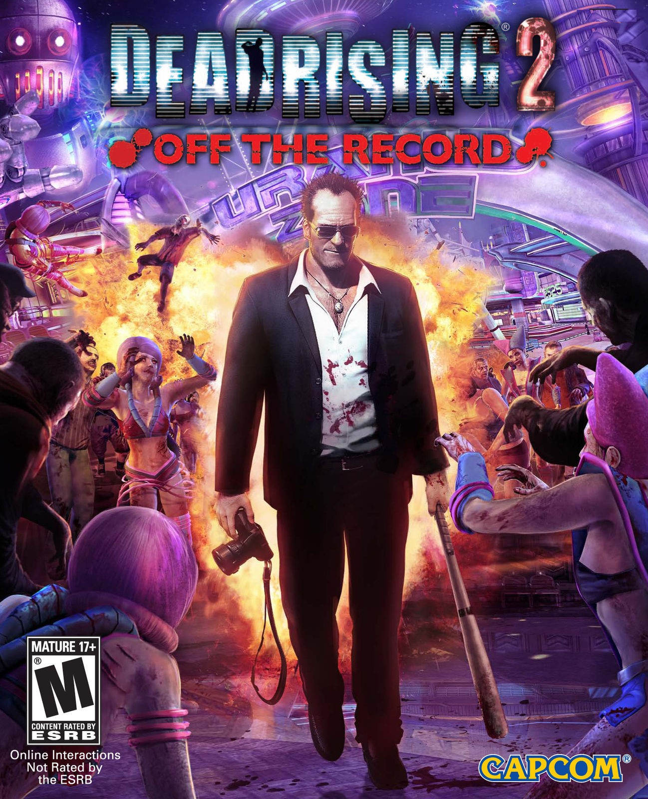 DEAD RISING 2: OFF THE RECORD - Ключ Steam/Reg Free