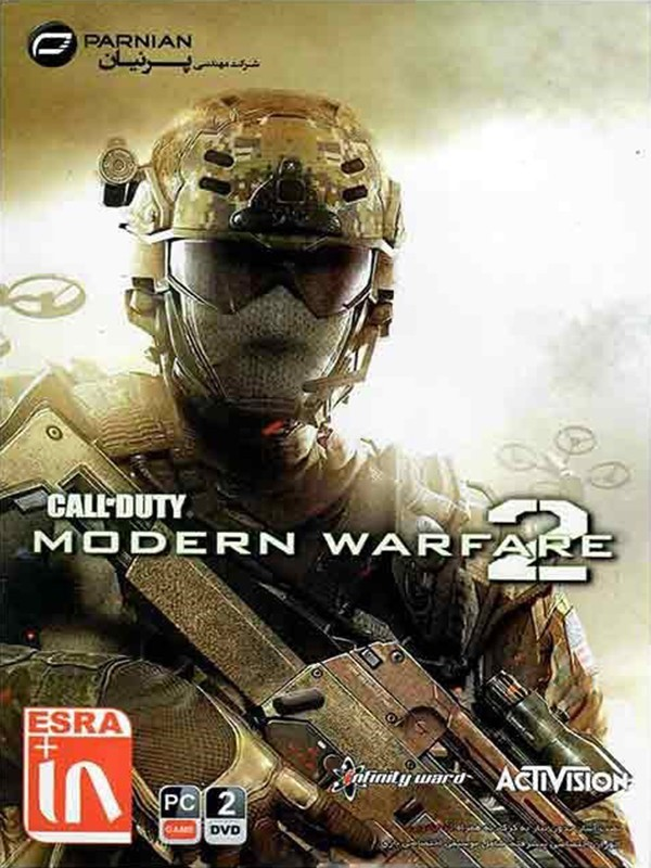 Купить Call of Duty Modern Warfare 2