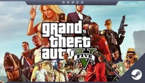 Grand Theft Auto 5 PC (GTA 5) Steam аккаунт