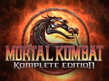 Steam acc(Mortal Kombat Komplete Edition)
