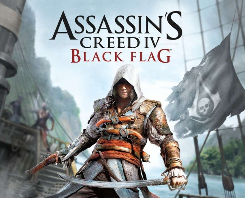 Assassin's Creed IV Black Flag [Uplay][Гарантия]