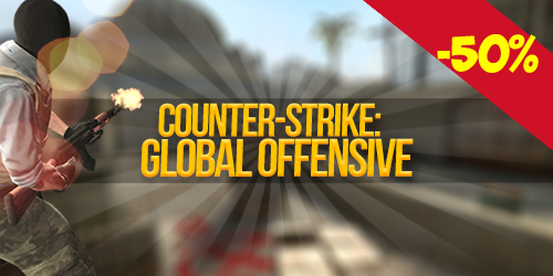 Counter- Strike: Global Offensive STEAM KEY random