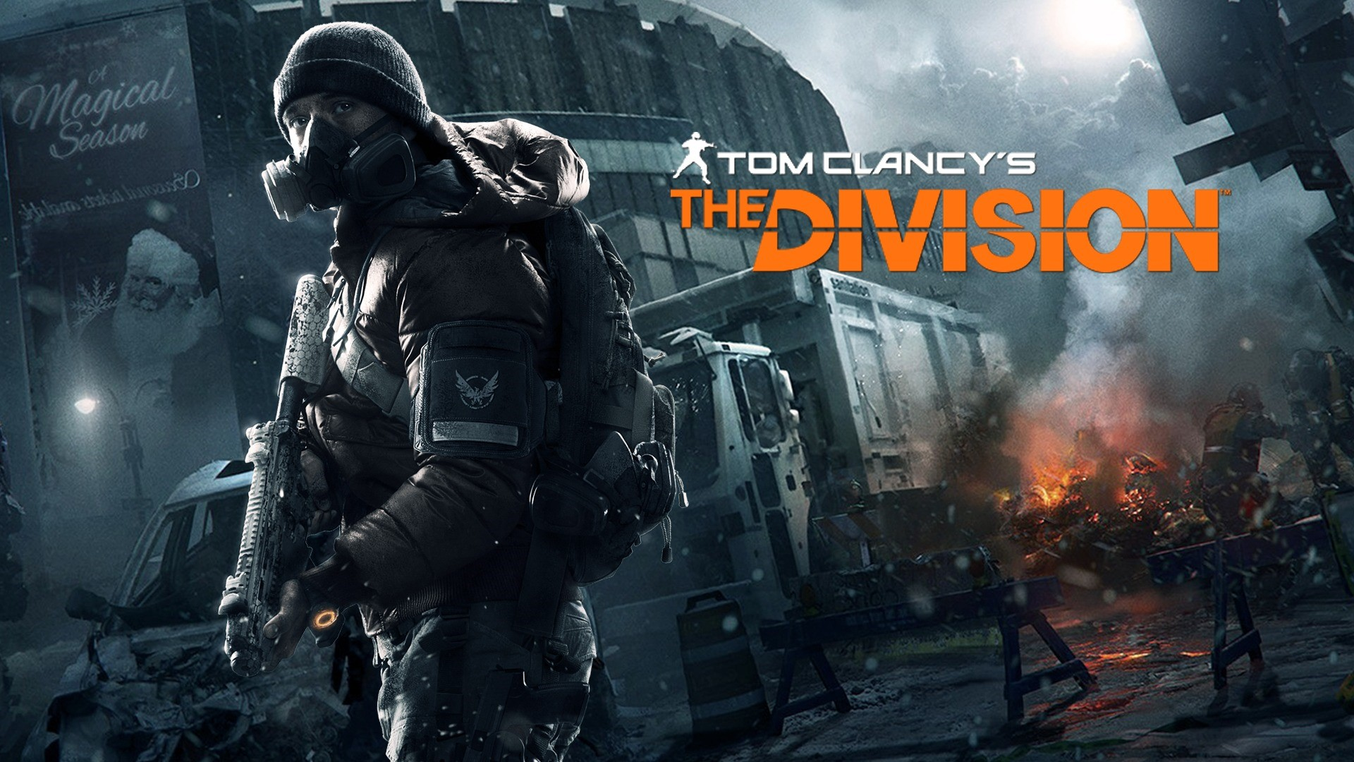 Tom Clancy´s The Division(RUS)+ гарaнтия