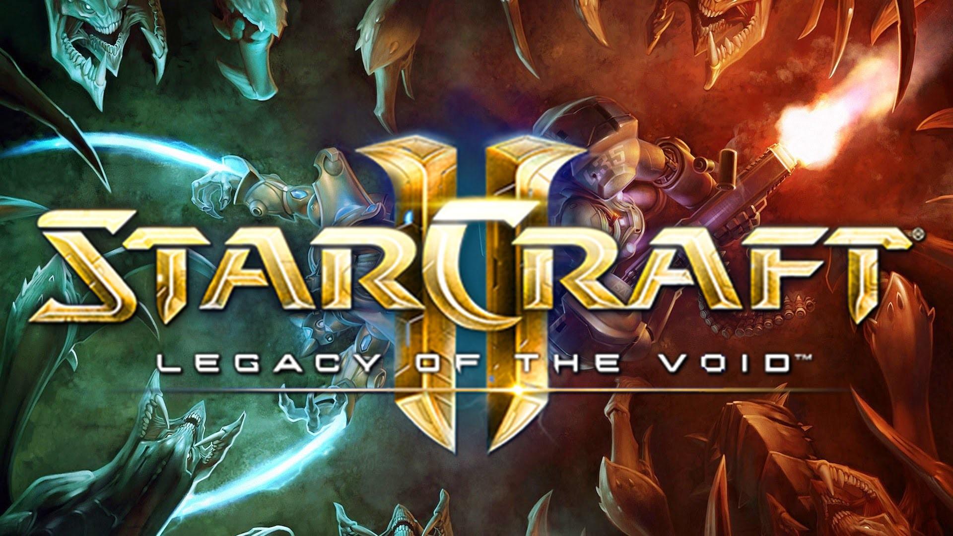 STARCRAFT II: LEGACY OF THE VOID [Полный доступ]