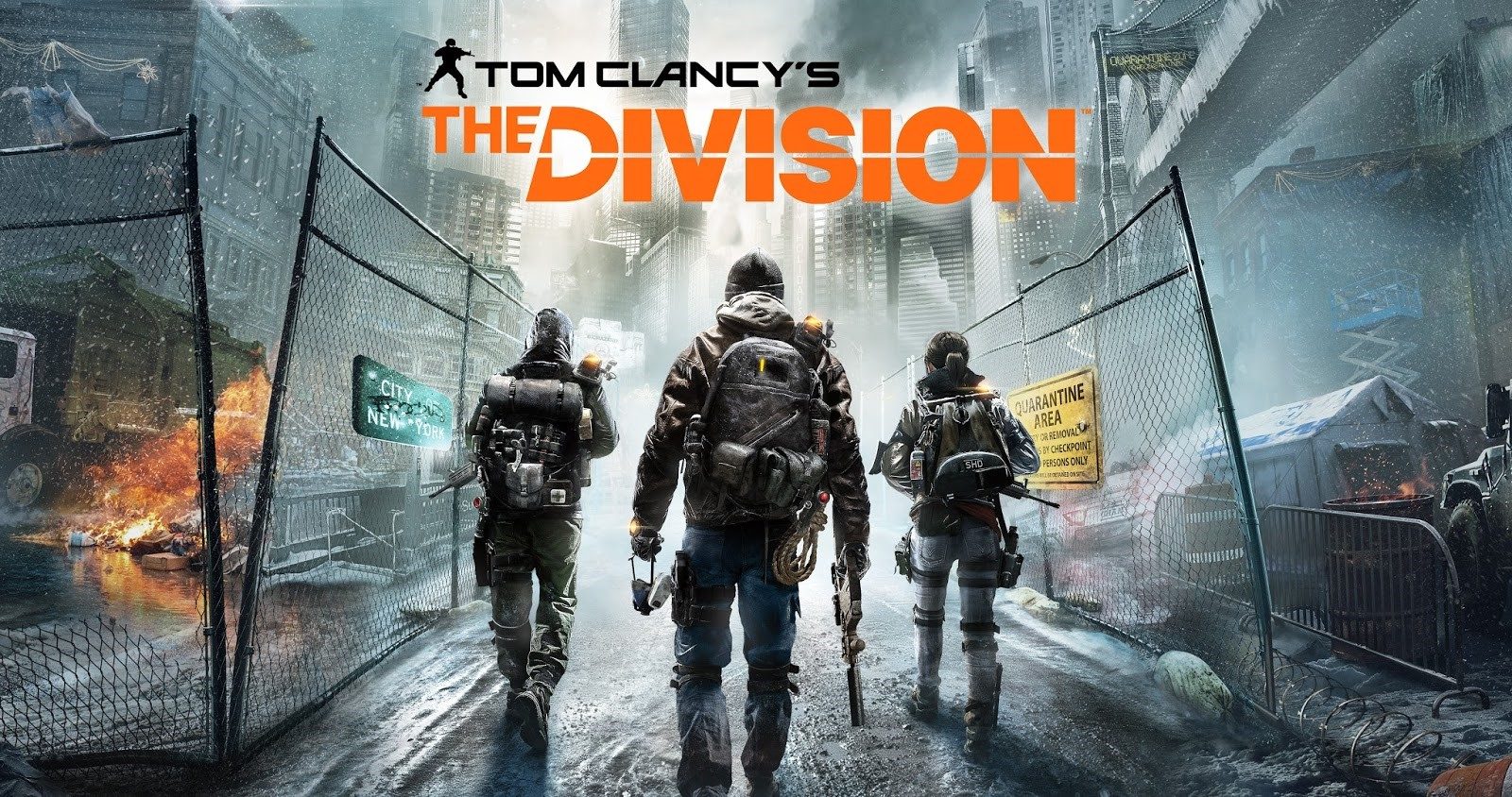 Tom Clancy's The Division + подарок