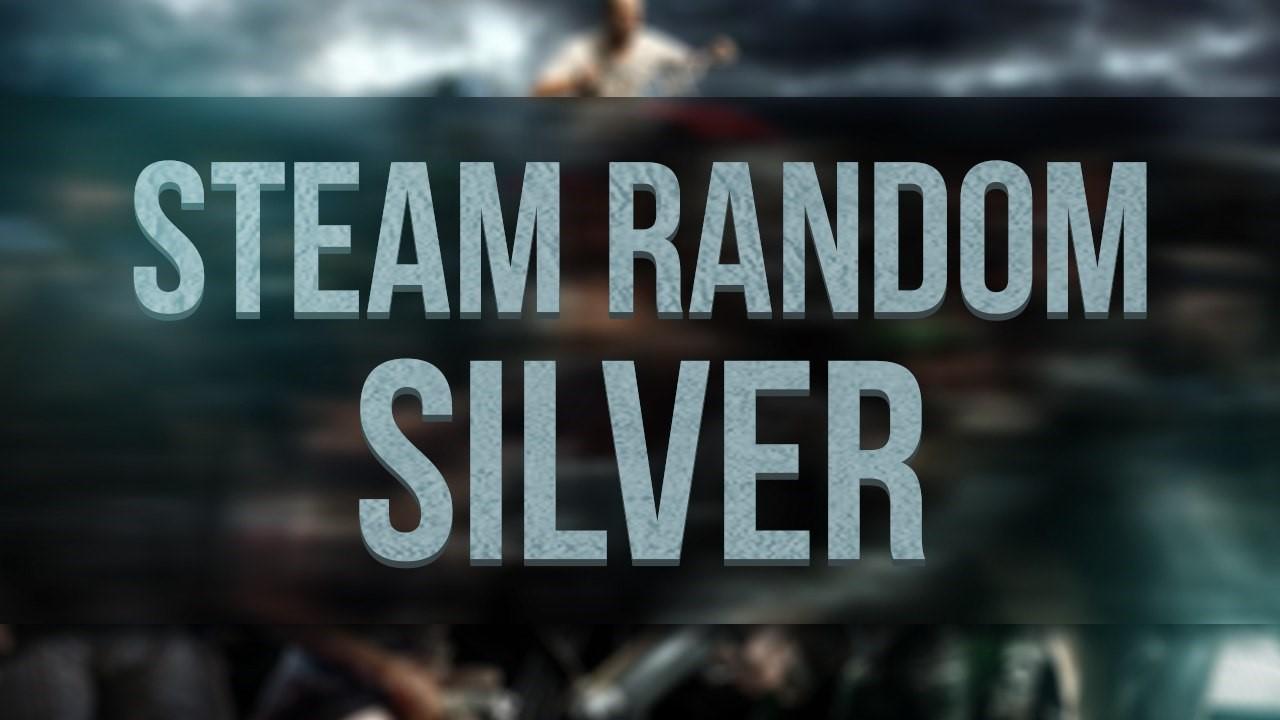 Случайный Steam ключ качества Silver