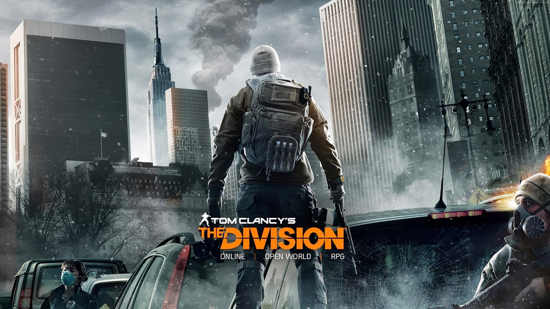 Tom Clancy´s The Division [Uplay] + Подарк стим ключ