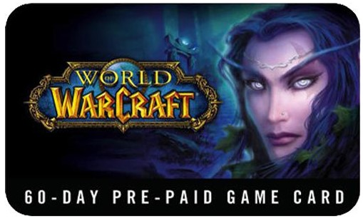 WOW ТАЙМКАРТА 60 дней World of Warcraft (Россия и СНГ)