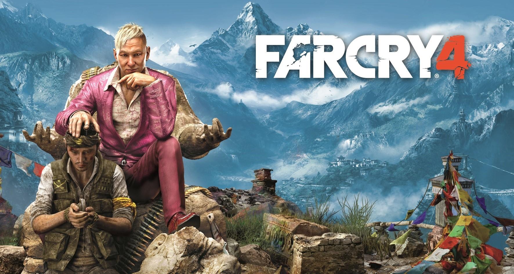Far Cry 4  + Подарок +Бонус