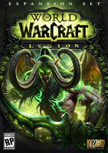 World of Warcraft WOW LEGION +100 уровень(Россия и СНГ)