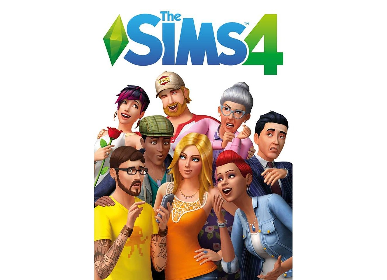The Sims 4 + Бонус