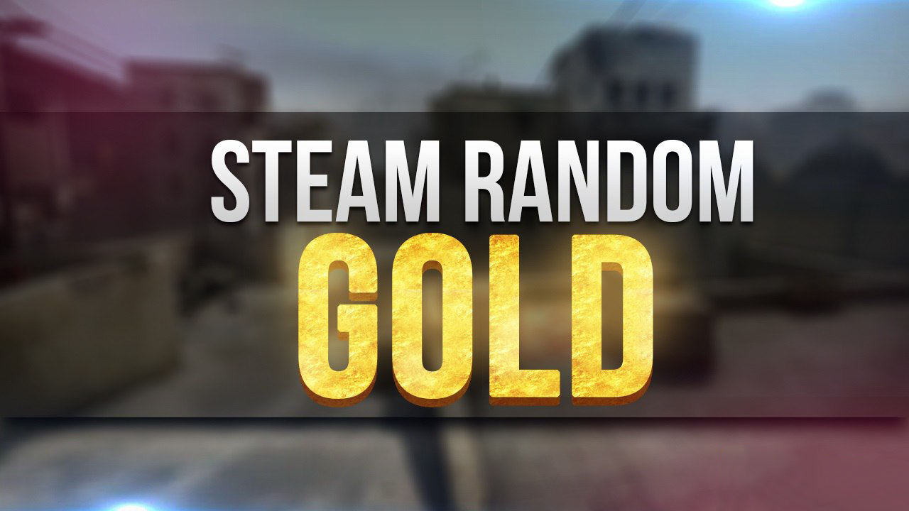 Gold / Random Steam Key