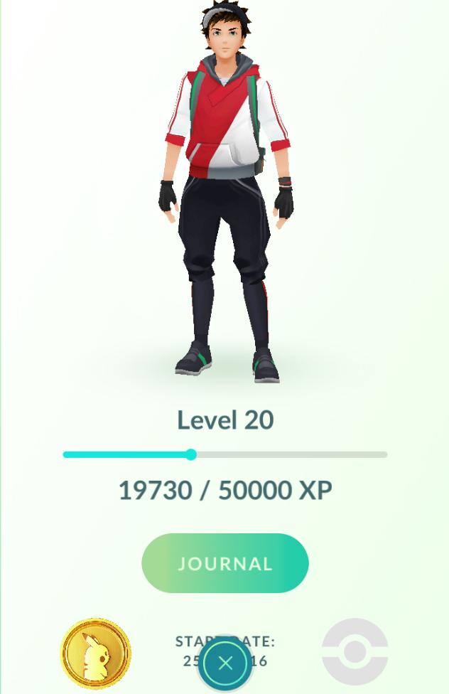 Pokemon GO [Аккаунт]20 Уровень ПОКЕМОН го