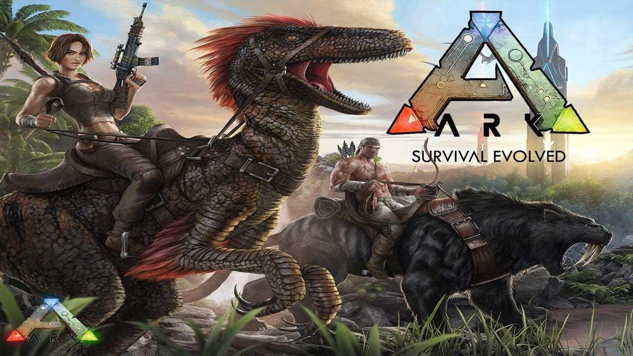 ARK: Survival Evolved аккаунт Steam - Родная почта
