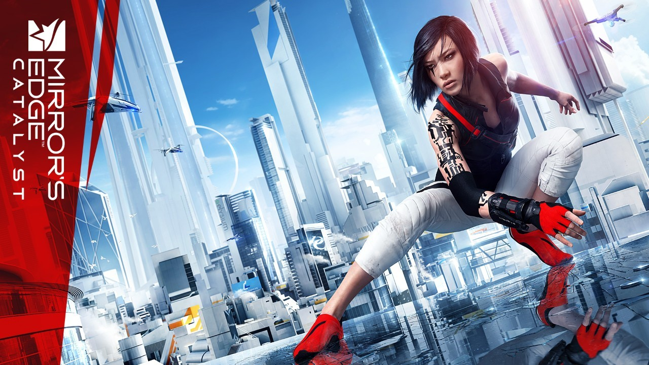 Mirror's Edge Catalyst АКЦИЯ