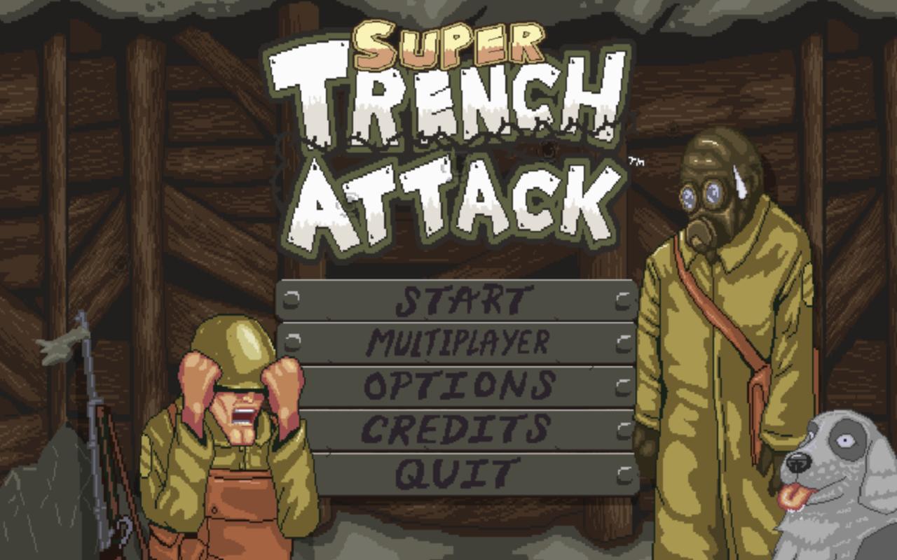 Super Trench Attack! (Steam Gift/RU+CIS)