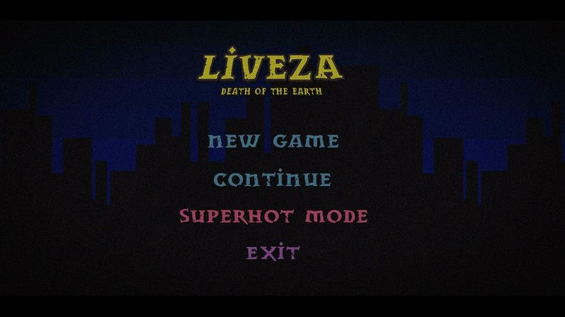 Liveza: Death of the Earth (Steam key/Region free)