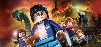 82. LEGO Harry Potter Years 5-7 XBOX 360