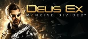 Deus Ex: Mankind Divided Steam Аккаунт