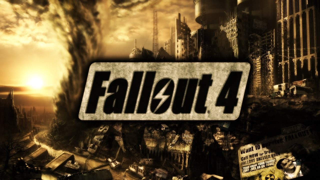 Fallout 4 аккаунт Steam - Родная Почта (100% гарантия)