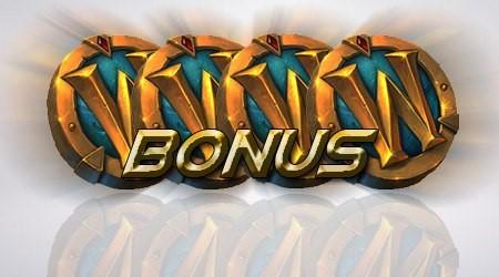 Бонусы Wowcircle logon1 (100-200)