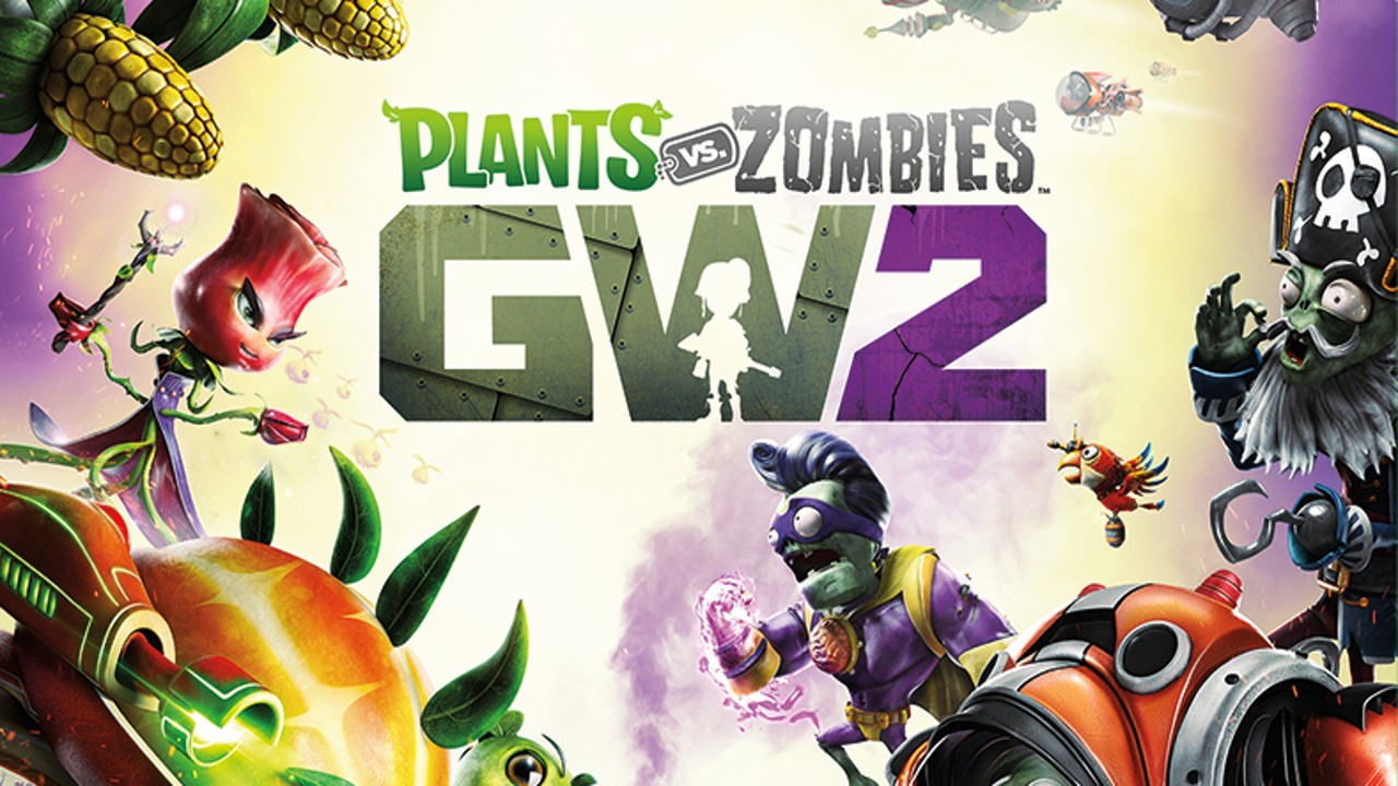 Plants vs Zombies garden warfare 2 + Подарки