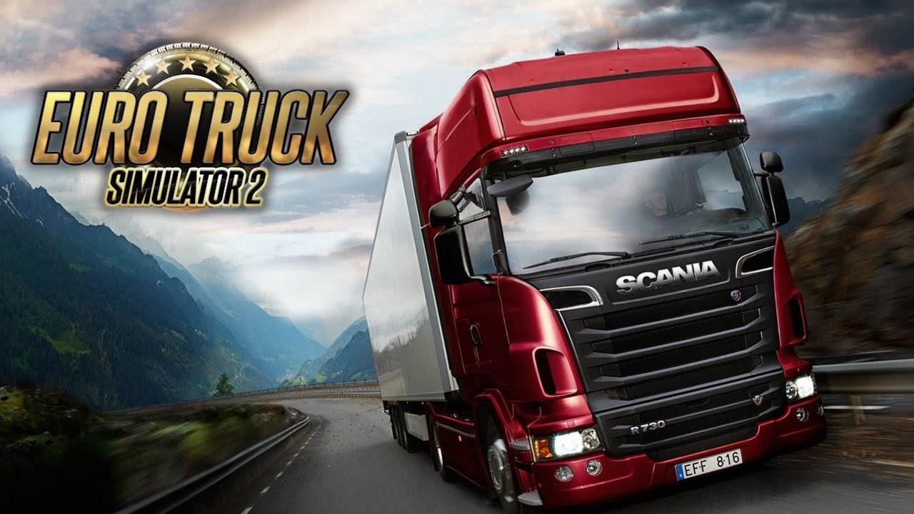 Euro Truck Simulator 2 аккаунт Steam + Родная Почта