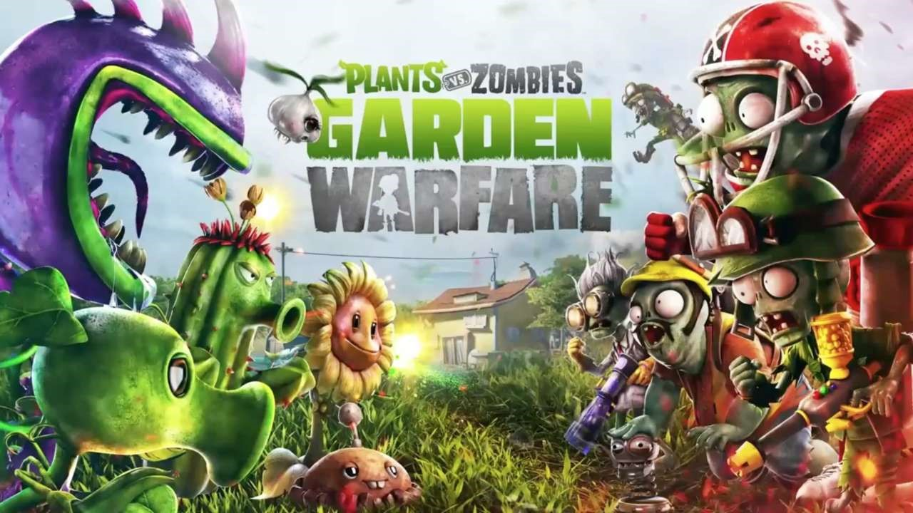 Plants vs. zombies™ garden warfare +Бонус +Подарок