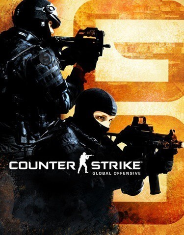 Counter-Strike Global Offensive до 200 часов в игре