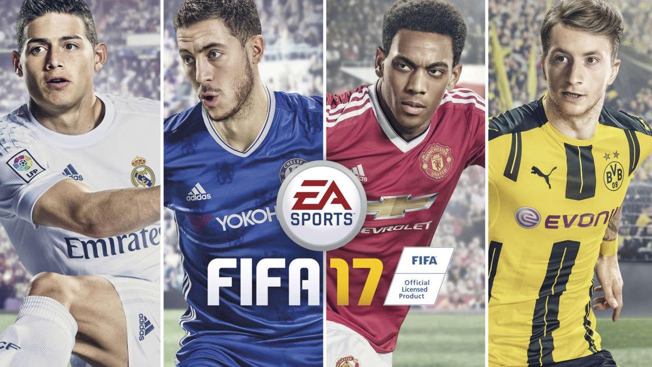 FIFA 17 [ORIGIN] + ответ на секр. вопрос + ПОЧТА