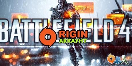 Battlefield 4 Origin игровой аккаунт