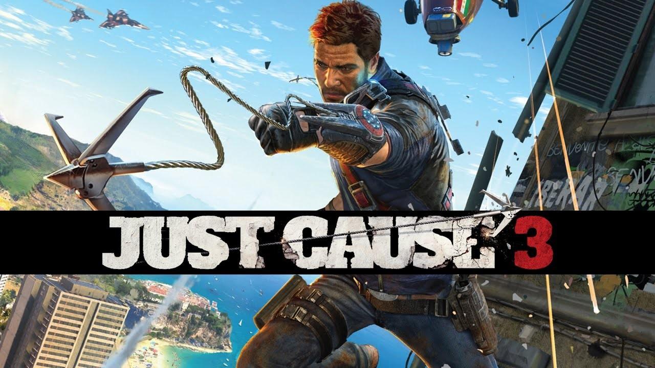 Just Cause™ 3 Steam аккаунт