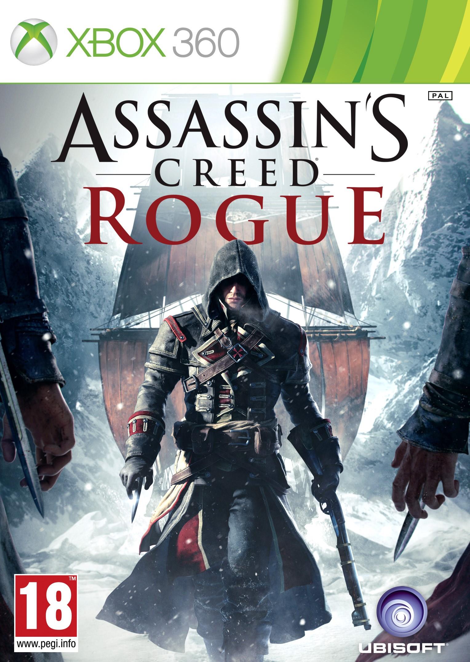 AC Rogue+Far Cry 4  | Xbox 360 | Общий аккаунт