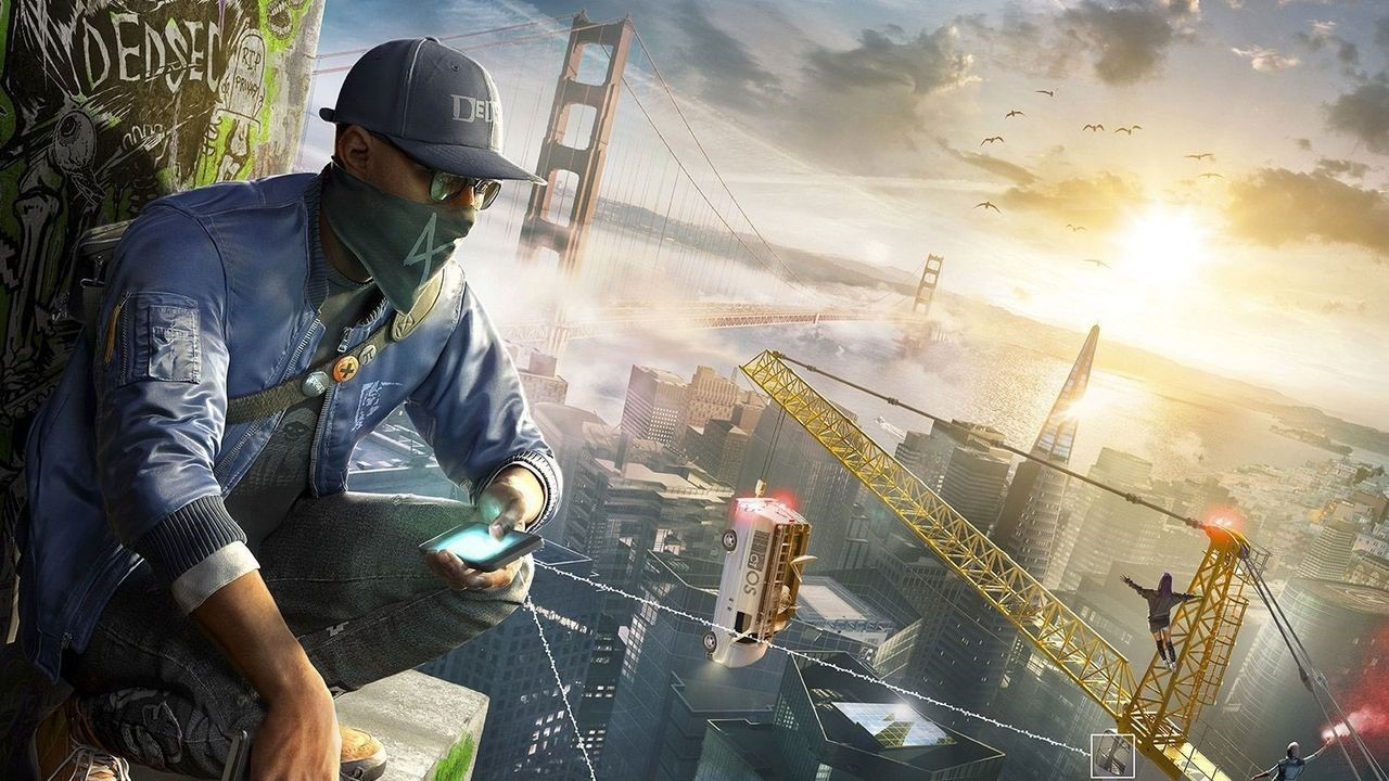 Watch Dogs 2 STEAM KEY