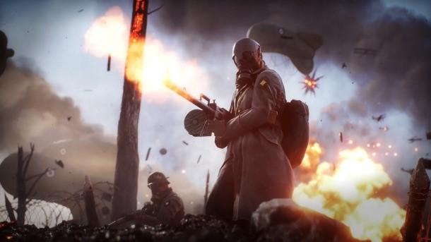 Battlefield 1 Deluxe Edition + Подарок