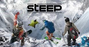 Steep Русский+Подарок+Гарантия