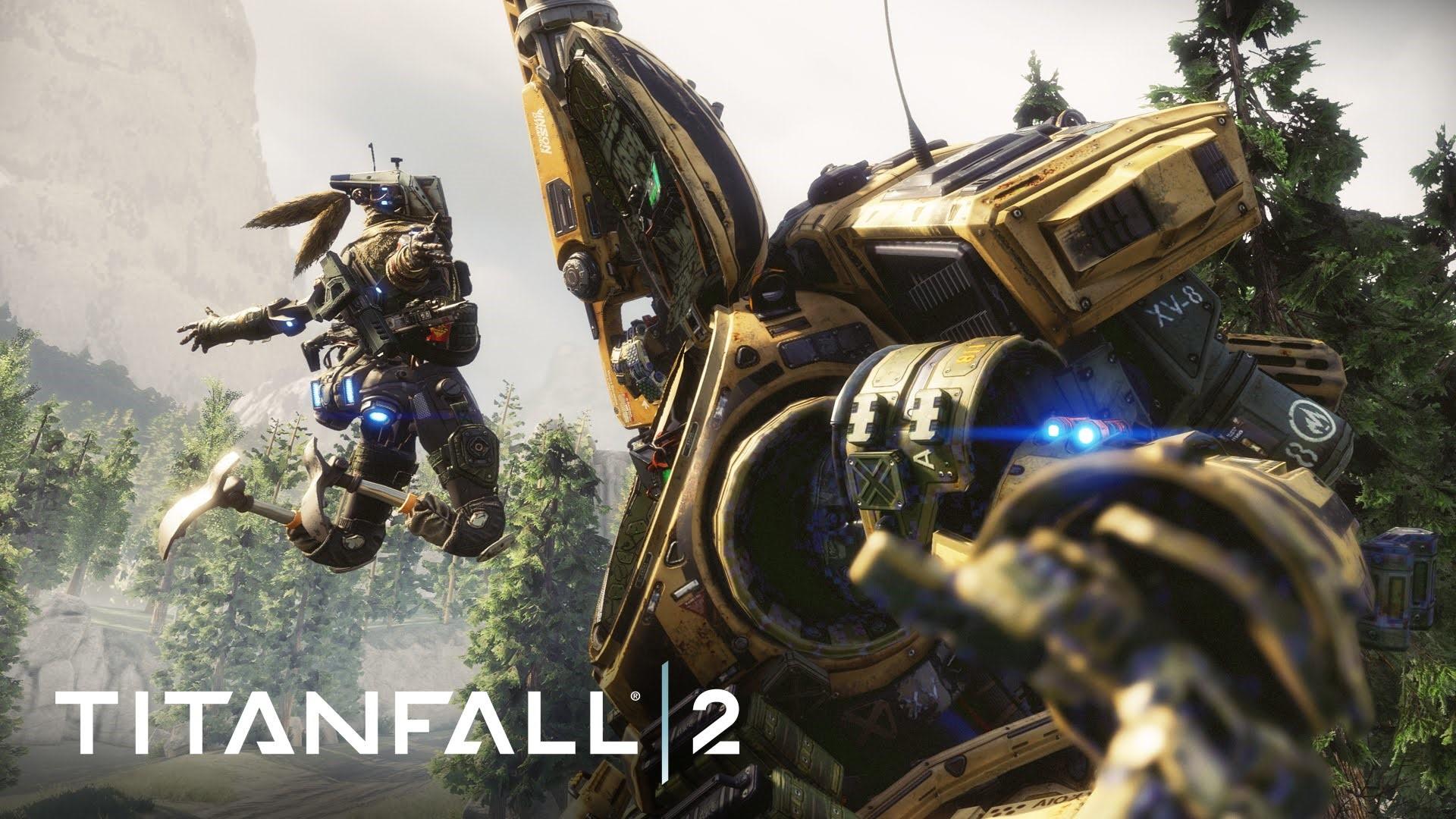 Titanfall 2 + ответ на секр. вопрос + ПОЧТА