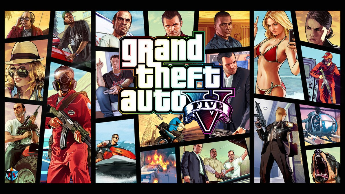 Grand Theft Auto 5 PC (GTA 5) Steam аккаунт + подарок