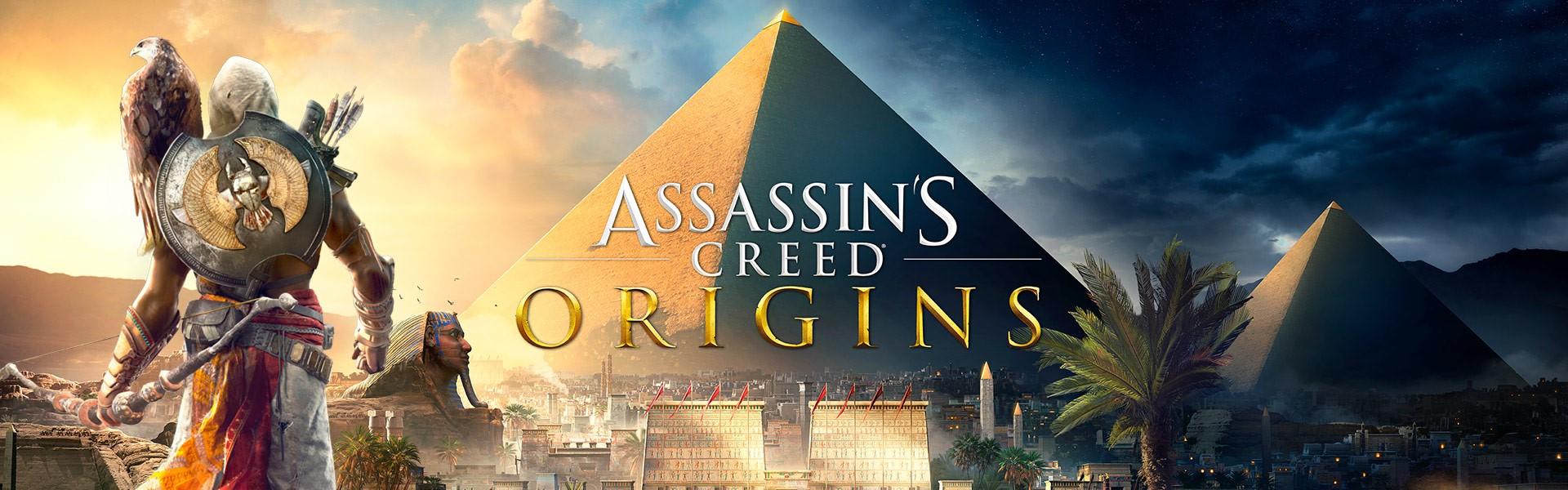 Assassin s Creed Origins+RU/ENG+ГАРАНТИЯ+БОНУС