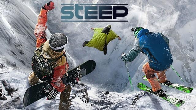 Steep [Uplay] [Гарантия] + подарок ключ steam