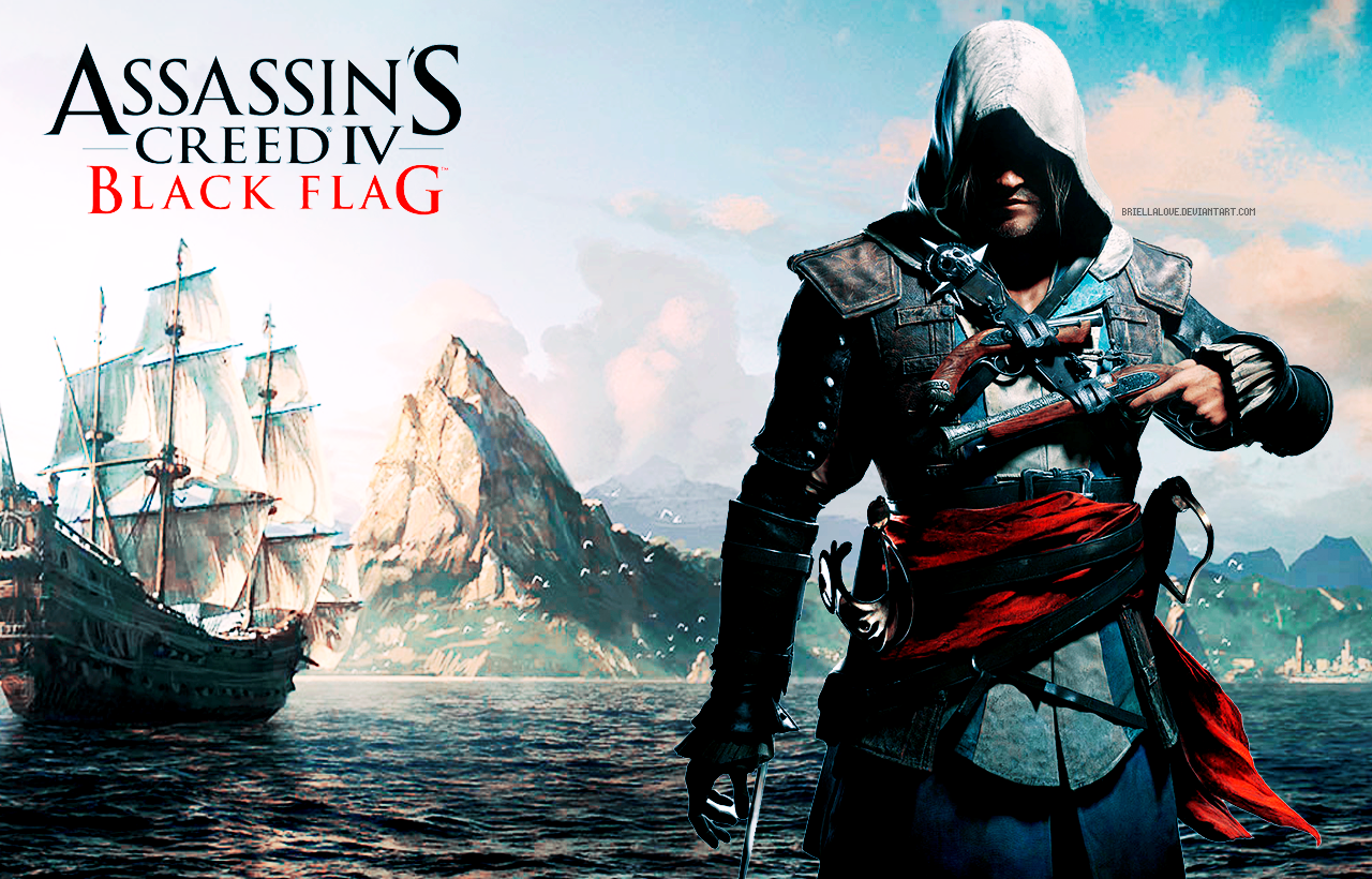 Assassins Creed Black Flag (UPLAY)