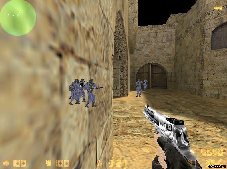 WH для Counter-Strike 1.6 Навсегда