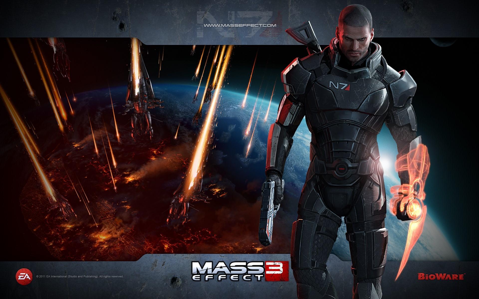 Mass Effect 3 + Подарки