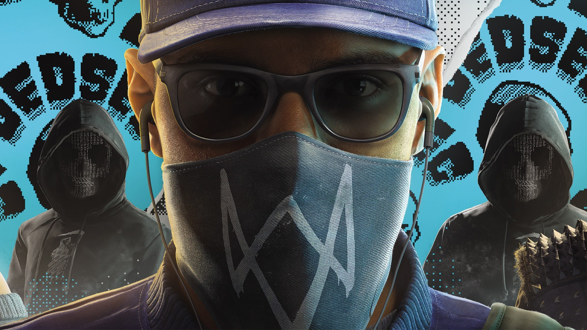 NEW!!! WATCH DOGS 2 (UPLAY) + ПОЧТА