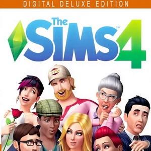 The Sims 4 Digital Deluxe + пожизненная гарантия