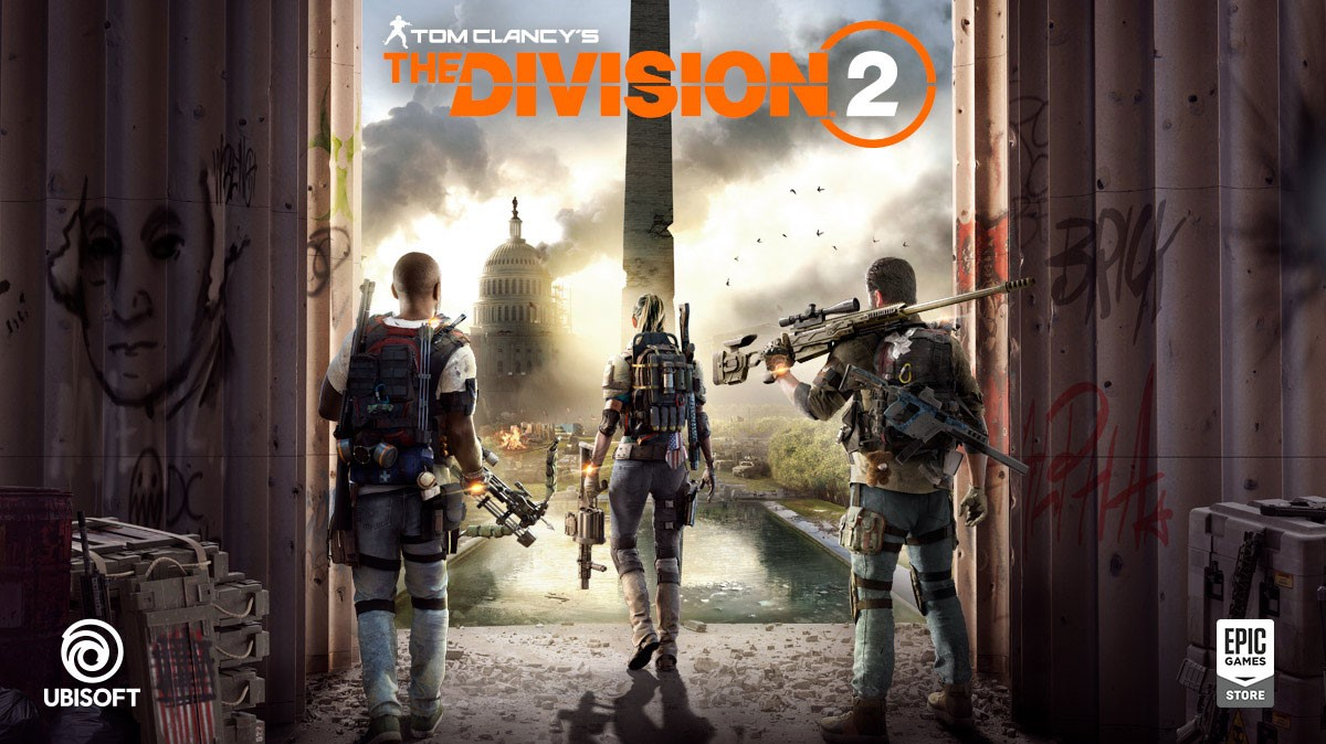 TOM CLANCY S THE DIVISION 2+ГАРАНТИЯ+ПОДАРОК