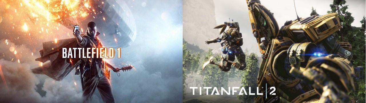 Battlefield 1 + Titanfall 2 СУПЕР АКЦИЯ